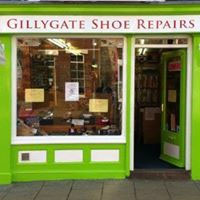 Image showing Gillygate Shoe Repairs shop in York